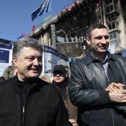 L'oligarque proeuropéen Piotr Porochenko favori de la présidentielle ukrainienne