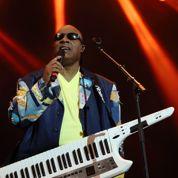 Stevie Wonder s'invite au festival Jazz à Juan