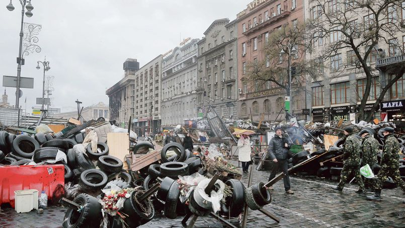 À Kiev, Maïdan ne veut pas rendre les armes