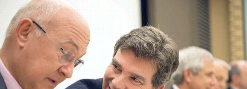 Un duo Montebourg-Sapin à Bercy qui risque de faire des «étincelles»