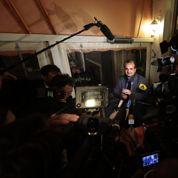 Pour sa première conférence de presse, le maire FN de Fréjus refuse un journaliste