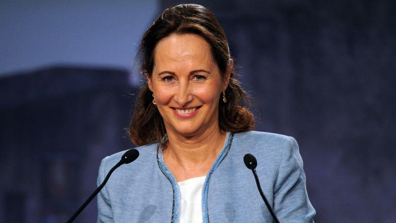 Ségolène Royal est désormais ministre de l'Écologie, du développement durable et de l'énergie.