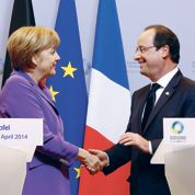 Hollande et Merkel unis sur l'Afrique