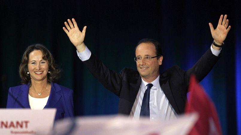 Conseil des ministres: en l'absence de Fabius, Royal sera assise à droite de Hollande