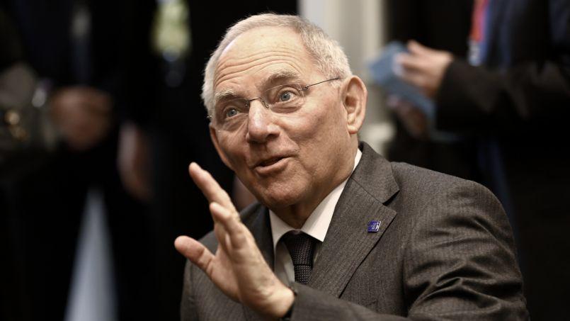 La fait de la semaine «Déficit : Berlin opposé à la demande de Paris» (NDLR d'alléger l'austérité»)