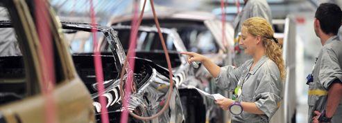 Renault a réduit le coût du travail en France de 4%