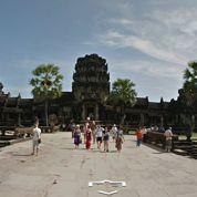 Visiter Angkor depuis son canapé grâce à Google