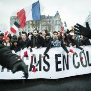 Manifestations : le pavé parisien frise la surchauffe