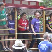 Les géants du Web, ardents défenseurs des droits des homosexuels