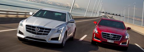 Cadillac CTS : le luxe made in America