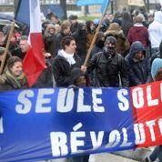 Jour de colère appelle à défiler dans huit villes de France