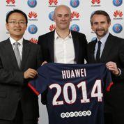 Huawei rejoint la galaxie des partenaires du Paris SG