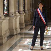 Anne Hidalgo, première femme de l'Histoire maire de Paris