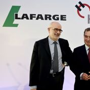 La fusion Lafarge-Holcimsera bouclée en 2015