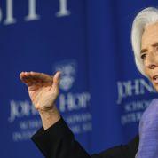 Le FMI prévoit une croissance économique de 1% en 2014 pour la France