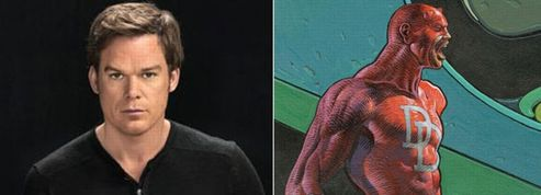 Michael C.Hall pourrait manier la canne-lasso de l'intrépide Daredevil