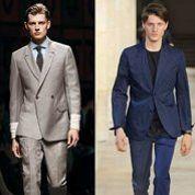 Mode masculine : le costume prend des libertés