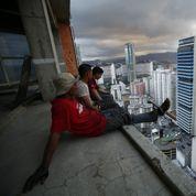 La «Tour de David», le plus haut bidonville du monde