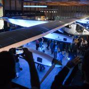 L'avion solaire qui veut faire le tour du monde sans kérosène