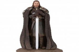 Figurine de Ned Stark par HBO. ©HBO
