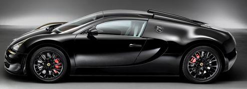 Bugatti Black Bess, hommage à Roland-Garros
