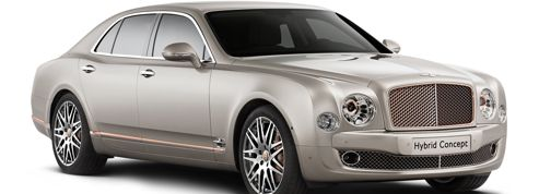Bentley Mulsanne Hybrid, le luxe se connecte