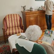 Baisse historique et dramatique de l'emploi à domicile