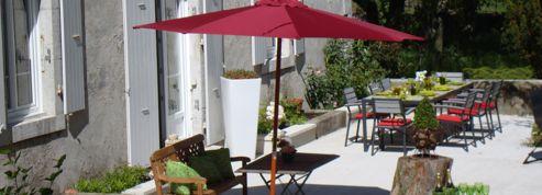 Chambres d'hôtes en Rhône-Alpes : La Maison Jaffran