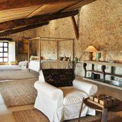 Chambres d'hôtes dans la région PACA : Domaine des Grottes