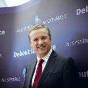 Dupont-Aignan met le cap sur l'Europe