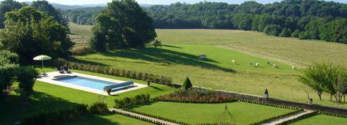 Chambres d'hôtes en Aquitaine : Domaine de Larrey