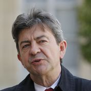 La gauche radicale dans la rue contre le gouvernement Valls