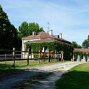 Chambres d'hôtes en Aquitaine : Château de l'Isle