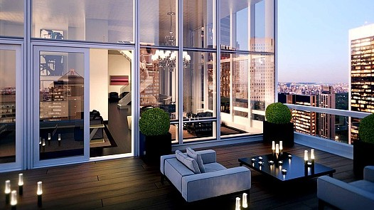 De paris new york 3 programmes immobiliers neufs d exception - Appartement new york a vendre ...
