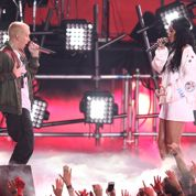 MTV Movie Awards: Hunger Games ,le duo Rihanna-Eminem