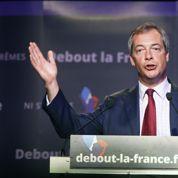 Nigel Farage, le Britannique qui veut faire sauter l'Europe