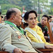 Birmanie: la Dame, le moine et le général