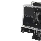 Toshiba sur le terrain de la caméra sportive