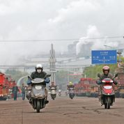La pollution en Asie change le climat