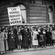 Le droit de vote des femmes en France a 70 ans