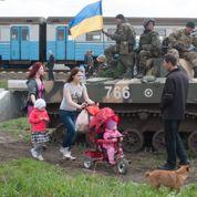 L'opération militaire de Kiev prise dans les filets des prorusses