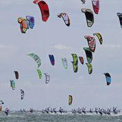 Kitesurf et windsurf en fête