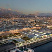 Le Port de Marseille se dote d'un centre commercial géant