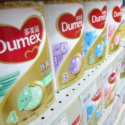 Danone relance Dumex pour rebondir en Chine