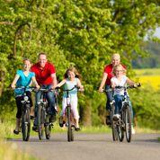 À vélo sur les plus belles routes de France