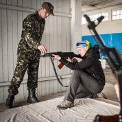 En Ukraine, la résistance s'organise