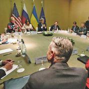 L'appel de Genève à une désescalade en Ukraine