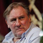 Depardieu parle de ses copains Castro, Mitterrand et Poutine