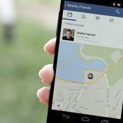 Facebook se lance dans la géolocalisation sociale