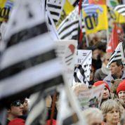Nantes : manifestation pour la réunification de la Bretagne